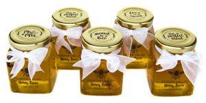 Gourmet Wedding Honey Favours