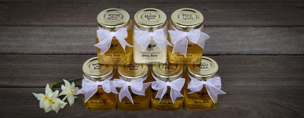 Wedding Honey Varieties