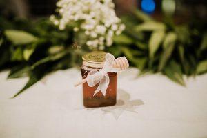 wedding honey dipper